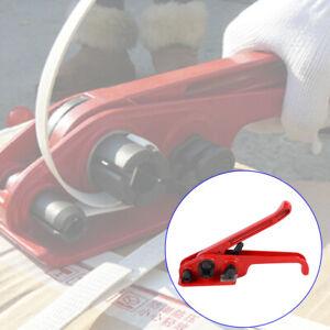 Manual PP/PET Plastic Strap Tensioner & Sealer Strapping Machine Packing Tool AU