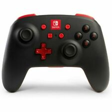 PowerA Enhanced Wireless Controller for Nintendo Switch - Black/Red
