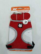 Simply Cat Harness & Lead 5 to 10 Pounds - New