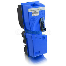 1 kompatibel Rebuilt Toner TK-825 Cyan für Laserdrucker Kyocera KM-C 3200 Series