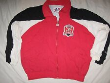 Cincinnati Reds Vintage Jacket Coat Mens Large Lightweight MLB 90s Cincy