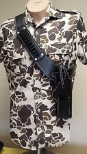 .22 auto pistol Hunting Shoulder Holster