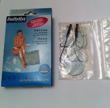 BABYLISS Paris - Depiliss REPLACEMENT PADS for depilation Device 8635