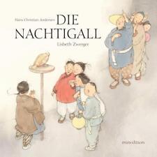 Die Nachtigall von Hans Christian Andersen (2016, Gebundene Ausgabe)