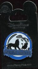 Lion King Hakuna Matata Disney Pin 120500