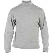Jerséis y cárdigan de hombre grises 100% algodón