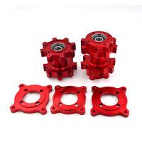 CNC Front Rear Wheel Hub Set For Honda CRF50 XR50 90 110 125CC Taotao Pit Bike