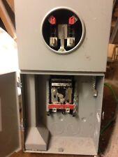 New Siemens Mc0408B1200Rt 200 Amp Main Breaker Load Center & Meter Box 4753075