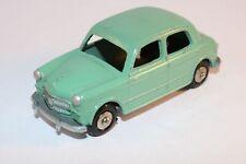 Mercury 13 Fiat Nuova 1100 green in mint all original condition