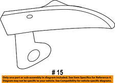 FORD OEM Front Fender-Liner Inner Splash Shield Panel Cover Right BC3Z16102A