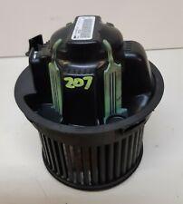 PEUGEOT 207 VALEO HEATER BLOWER MOTOR GMV A7
