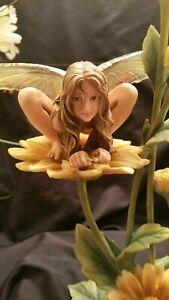 "Dragonsite, Sheila Wolk ""Chameleon"" Fairy Figurine. Limited Edition, Retired!"