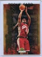 Lebron James Rookie Card 2003-04 Upper Deck Freshman Season #28