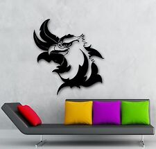 Wall Stickers Vinyl Decal Bird Eagle Predator Symbol Country (ig702)