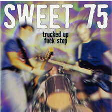SWEET 75 Nirvana Trucked Up F*%# Stop RARE Limited Live Import CD New Sealed!