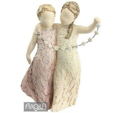 More than Words Friendship By Neil Welch  Figurine Friends Gift