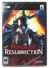 PAINKILLER RESURRECTION (PC, 2009) BRAND NEW & FACTORY SEALED