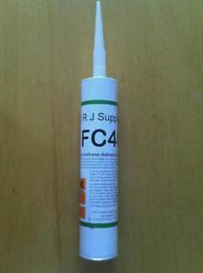 1 x P U Adhesive Sealant White ,not tiger seal/sudal sealer