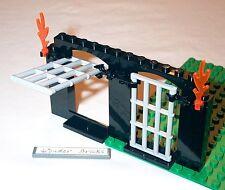 Lego Dungeon Jail Doors 2505 Castle Prison Bar Police Station Ninjago