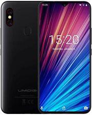UMIDIGI F1 Android 9.0 Smartphone ohne Vertrag 128GB großer schwarz neu