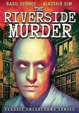 BRAND NEW! FACTORY SEALED! The Riverside Murder DVD