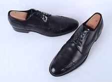 NEW!! Dolce & Gabbana Wingtip Oxford- Black- Size 10 US/ 9 UK  $698  (C15)