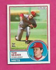RARE 1983 OPC # 52 METS TOM SEAVER EX-MT CARD (INV# C2269)