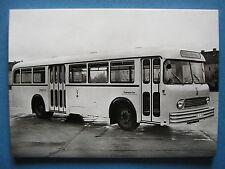 AK Ansichtskarte Postkarte Bus / Typ E 2 U 58 - Motor U 5 / BVG Berlin 1958