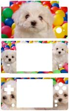 Dog Cute puppy SKIN Decal STICKER For NINTENDO DSi #8