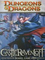 Castle Ravenloft, D&D, Wizards of the Coast, Sealed Game Parts!, Great Extras!
