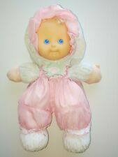 Vintage Fisher Price PUFFALUMP KIDS Pink Doll Merri