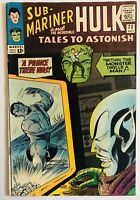 TALES TO ASTONISH #72  1965 MARVEL COMICS  SUB-MARINER  HULK  LEADER 1ST ZANTOR
