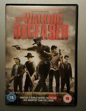 THE WALKING DECEASED DVD ZOMBIES