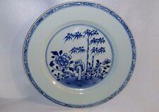 Ancienne assiette en porcelaine chinoise époque XIXe