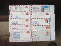 1959-66 COVERS (10) US Air Mail First Flight Jet Service w/ AAMC #s + VERY FINE