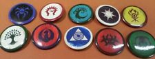 Return to Ravnica Set of 10 Prerelease Kit Guild Pins MTG Dragon Maze PROMO