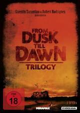 From Dusk Till Dawn Trilogy FSK 18  DVDs NEU