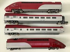 "Mehano H0 T675/T680 SNCF High Speed Train Set ""Thalys"" TGV No.4341 Ep.V"
