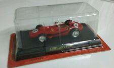 FERRARI 246 F1 1958 MIKE HAWTHORN F1 FORMULE 1 N°4 rouge au 1/43 avec blister