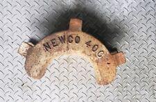 NEWCO CRESCENT THIMBLES 40C