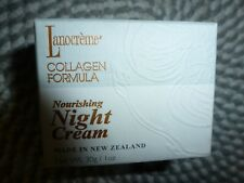 Lanocreme~Collagen Formula~Nourishing Night Cream 1 Oz Nib