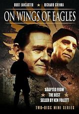 ON WINGS OF EAGLES (Burt Lancaster) - DVD - Region 1 Sealed