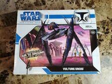 Vulture Droid 2008 STAR WARS The Clone Wars TCW Hasbro MIB