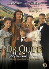 Dr Quinn Medicine Woman Doctor The Complete season series 3 DVD R4