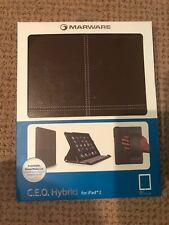 New Marware C.E.O. Protective Hybrid Case cover iPad 2/3/4