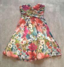 Spring Silk Dresses A-Line