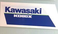KD80X Decal Set reproduction Kawasaki KD80 KD 80X