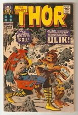Thor #137 -Marvel Silver Age .Very Good Condition - Intro Ulik