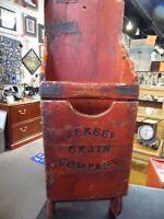 Antique Jersey Grain Scoop