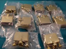 Winchester Electronics Mre 34 H-8 34 Pin Connector Housing Lot/(10)
